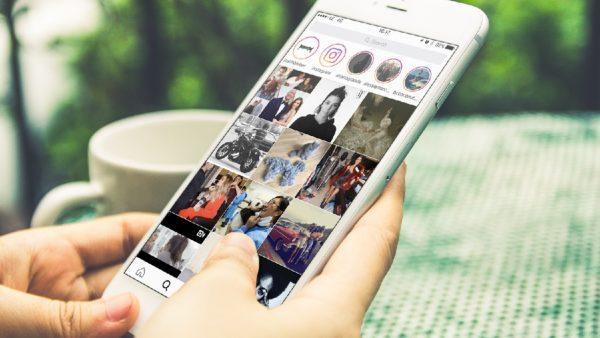 Video calls on Instagram