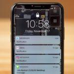 Как скрыть содержимое уведомления на Айфоне на экране блокировки?