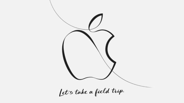 Образовательная презентация от Apple 27 марта