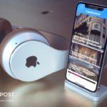 Появился концепт полноразмерных наушников от Apple