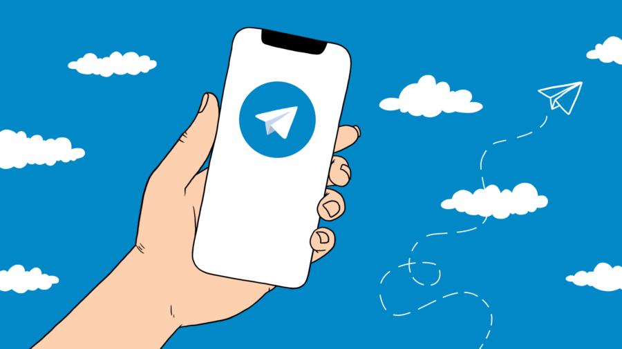 Причины сбоев в работе Telegram
