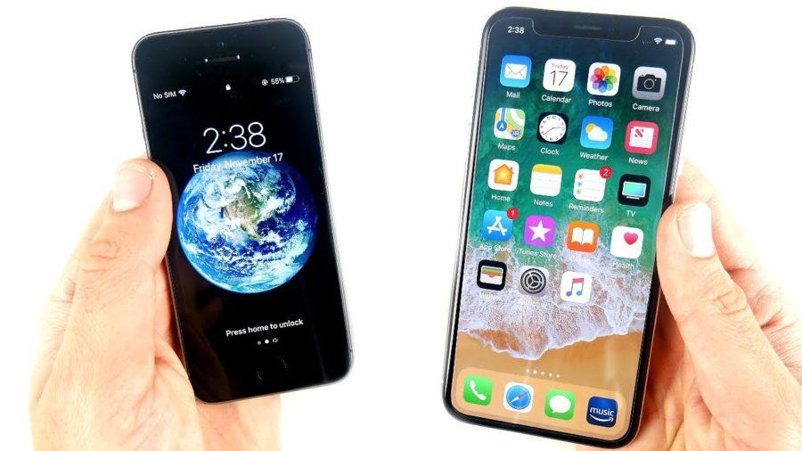 Утечка видео iPhone SE 2 в стиле iPhone X