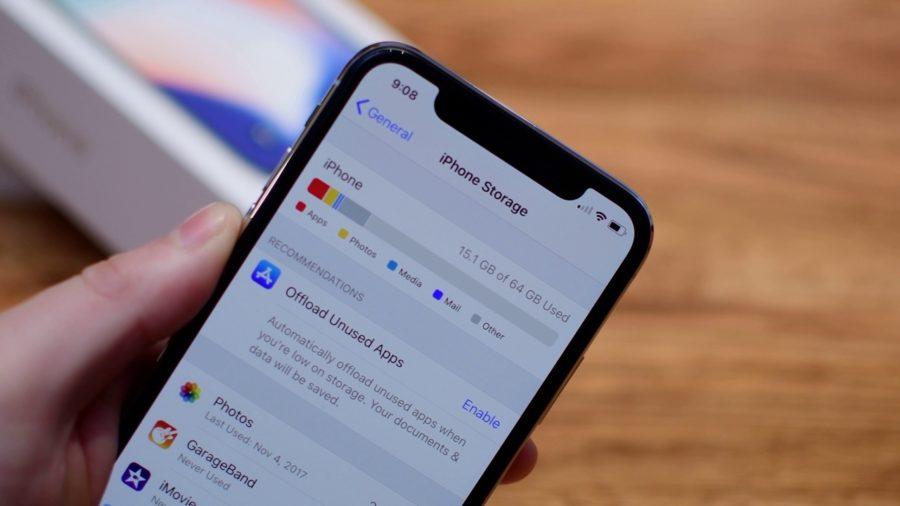 Что значит оптимизация хранилища на iphone