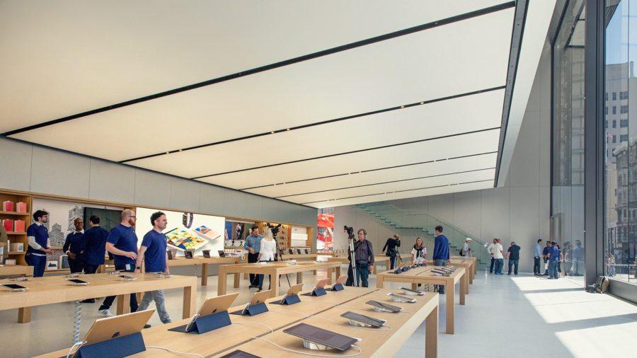 новинки от apple в 2018 году