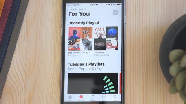 Apple Music теперь имеет 38 миллионов подписчиков