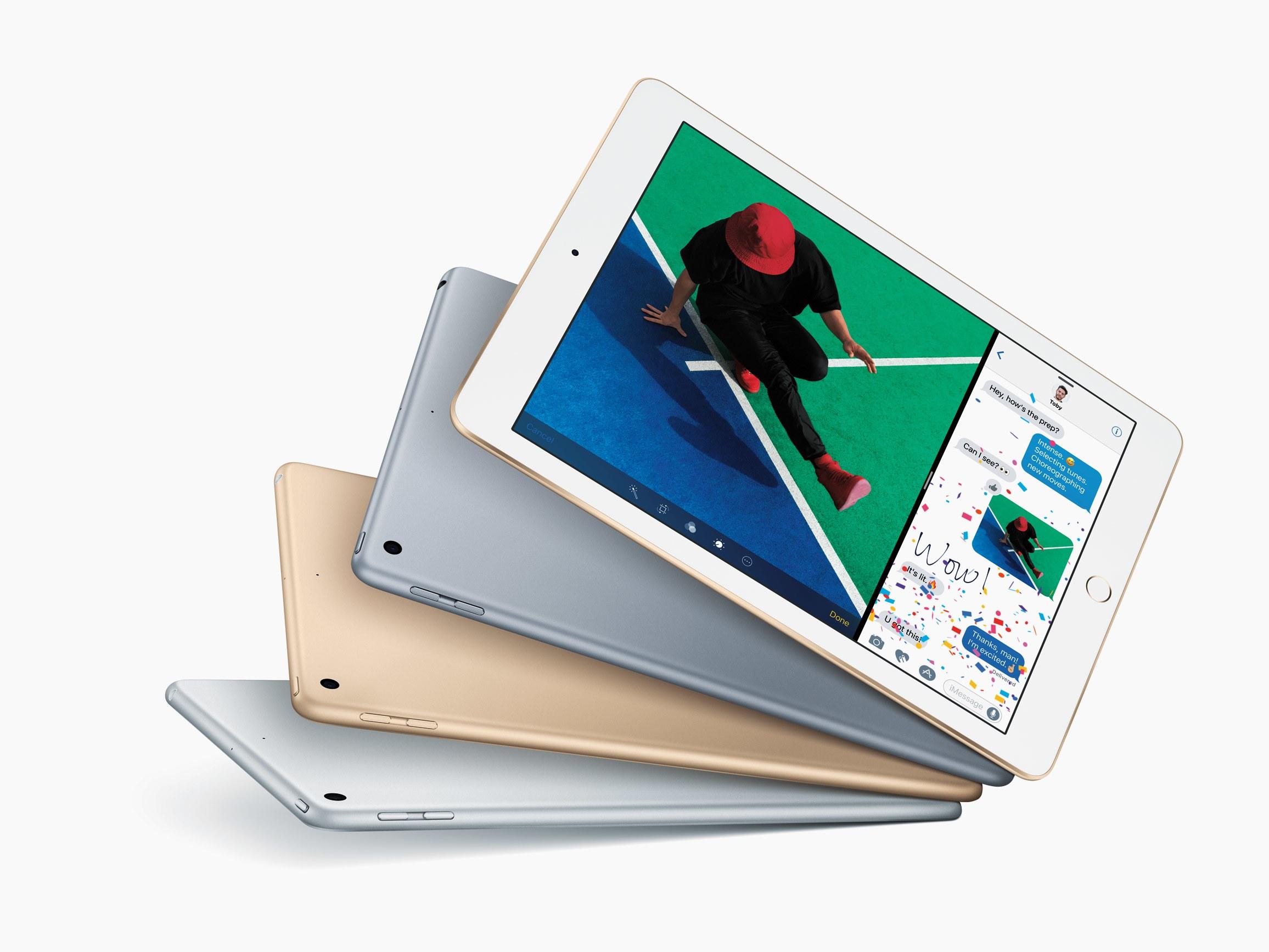 The cheapest iPad