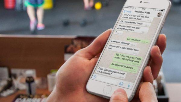 WhatsApp увеличили промежуток времени на удаление сообщения