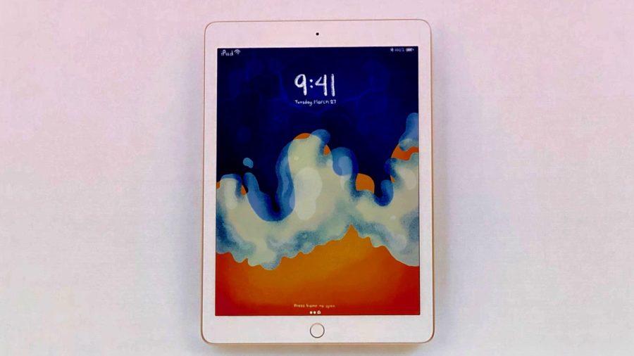 iOS 11.3 доступна для iPad 2018
