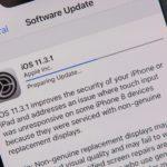 iOS 11.3.1: исправляет баг с неработающим экраном на iPhone 8