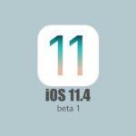 iOS 11.4 Beta 1: когда выйдет, что нового