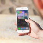 В iPhone c 6,1-дюймовым экраном, не будет 3D Touch