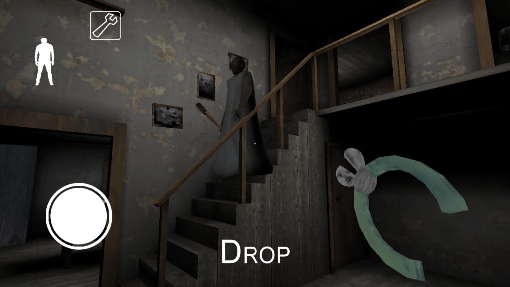 Скриншот из игры Грэнни_2