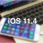 iOS 11.4 уже доступна: Cообщения в iCloud, AirPlay 2, стерео с HomePod