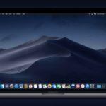 Тёмной теме на macOS быть — Apple официально представила её на презентации