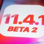 iOS 11.4.1 Beta 2: когда выйдет, что нового