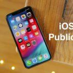 iOS 12: вышла первая публичная версия