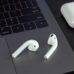 Как подключить наушники AirPods к MacBook Pro/Air?