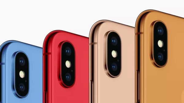 Concept iPhone X 6.1 inches by 9to5Mac