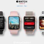 Рендеры Apple Watch Series 4: часы получат увеличенный дисплей