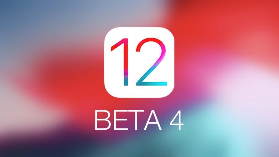iOS-12-Beta-4