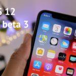 iOS 12 public beta 3: доступна для установки