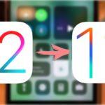 Как откатится с iOS 12 на iOS 11?