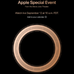 Официально: iPhone 2018 (iPhone 11, iPhone 9, iPhone XS) покажут 12 сентября