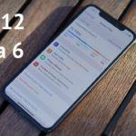 iOS 12 Beta 6: что нового, когда выйдет