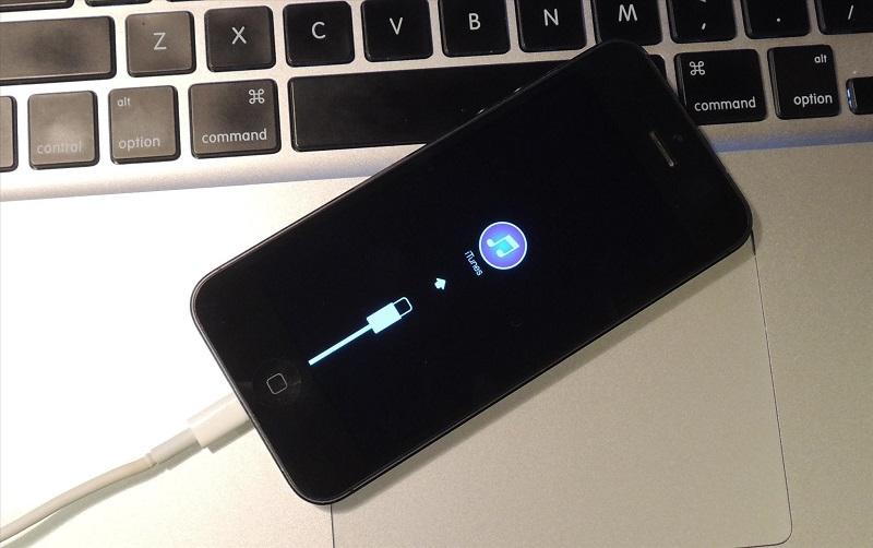 Сброс пароля iPhone через iTunes