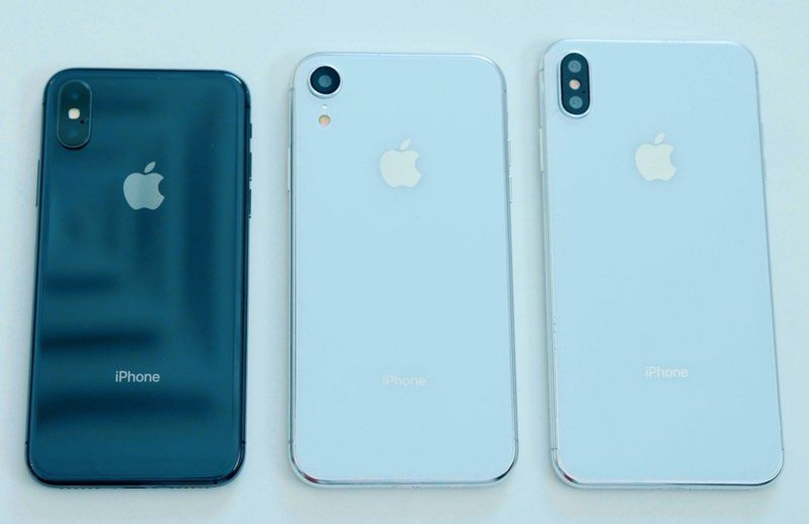Макеты iPhone 2018