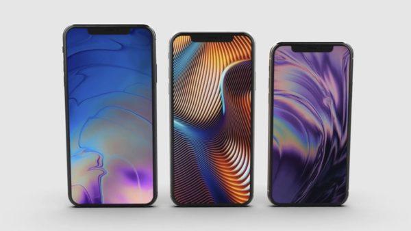 Рендер iPhone 2018 от EverythingApplePro