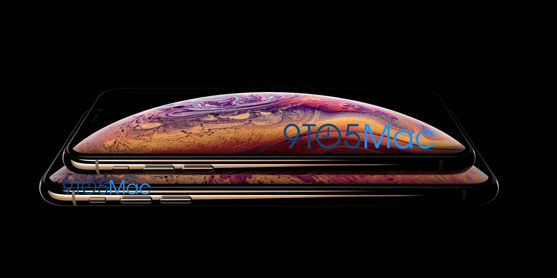 Утечка iPhone XS от 9to5mac