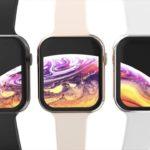 Появились детали о разрешении Apple Watch Series 4