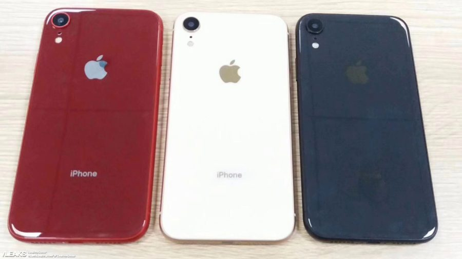 iPhone 9 (Red, Gold, Blue)