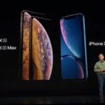 iPhone Xs, iPhone Xs Max и iPhone Xr: старт продаж, цена, характеристики