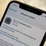 iOS 12.1 Beta 5: когда выйдет, что нового
