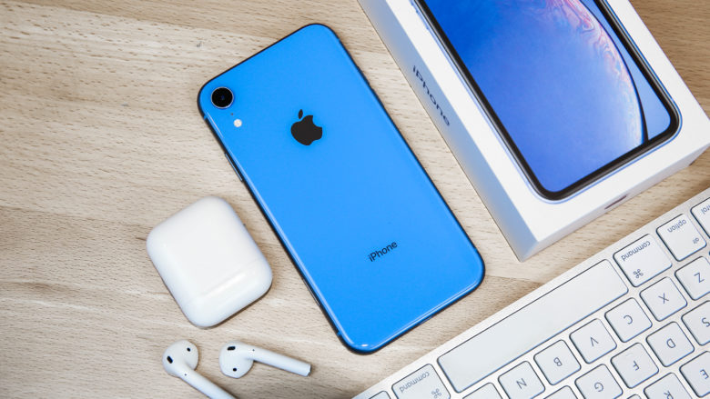 iPhone Xr (Blue)