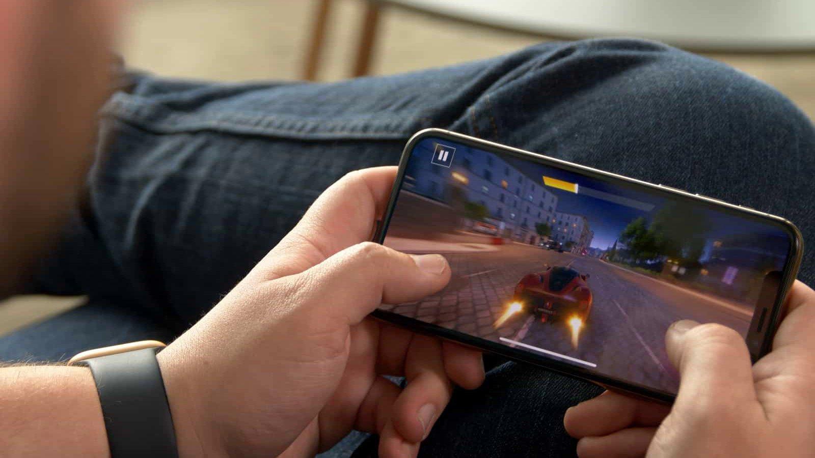iPhone Xs Max Gaming