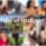 Как сделать Best Nine on Instagram 2018?