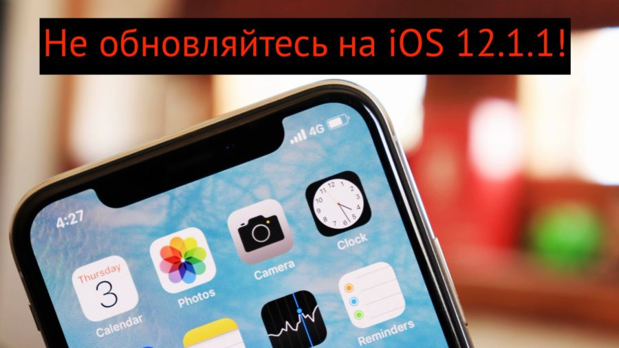 ios 12.1.1 bag with mobile data