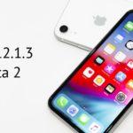 iOS 12.1.3 Beta 2: что нового, когда выйдет
