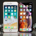 Что лучше iPhone 8 Plus или iPhone Xs Max? Разница между iPhone 8 Plus и iPhone Xs Max