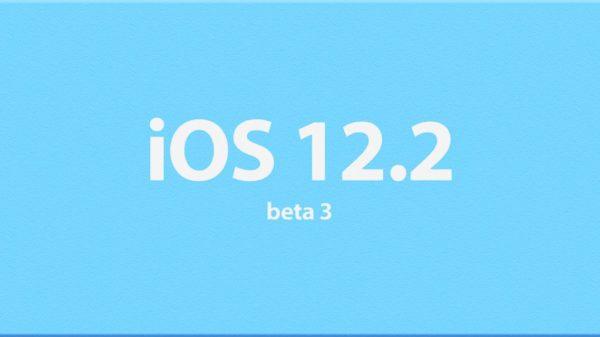 iOS-12.2-beta-3 2