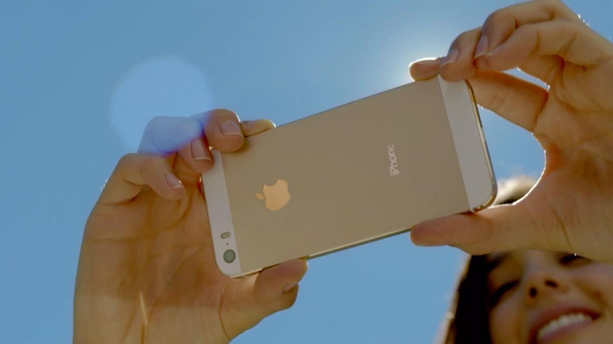 iPhone 5S Camera