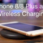 Поддерживает ли iPhone 8 и iPhone 8 Plus беспроводную зарядку?