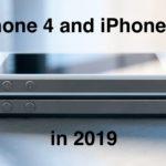 Стоит ли покупать iPhone 4 или iPhone 4S в 2019 году?