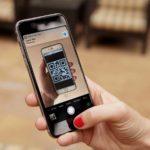 Как сканировать QR-код на iPhone?