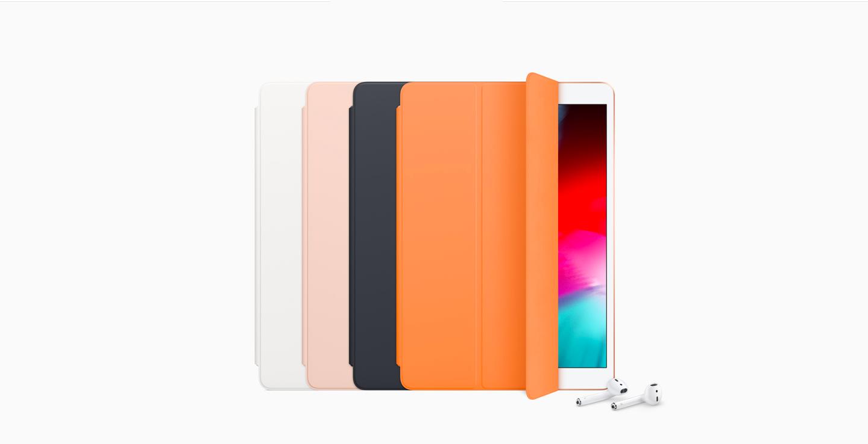 Новые чехлы для iPad Air 2019 и iPad Mini 5