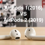 Отличия AirPods 1 и AirPods 2. Сравнение AirPods 1 и AirPods 2