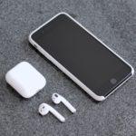 На каком расстоянии работают AirPods от iPhone?